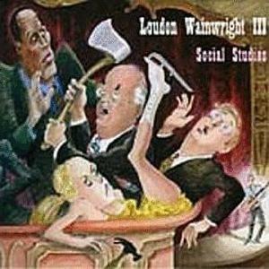Social Studies (Loudon Wainwright III album) - Image: Social Studiesalbumcover