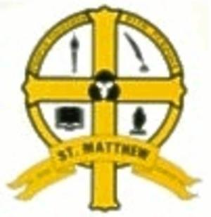 St. Matthew High School (Ottawa) - Image: St Matthew High School logo