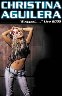 The Stripped Tour third concert tour by Christina Aguilera