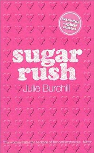 Sugar Rush (novel) - Image: Sugarrushbook