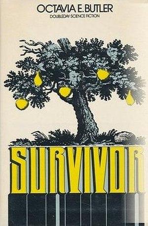 Survivor (Octavia Butler novel) - Image: Survivor Butler