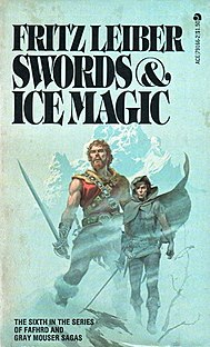 <i>Swords and Ice Magic</i> book by Fritz Leiber