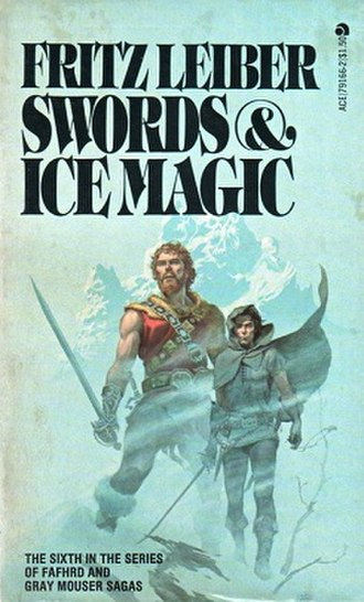 Swords and Ice Magic - cover art from first edition