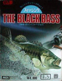 TheBlackBass MSXfrontcover.png