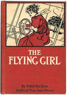 <i>The Flying Girl</i> book by L. Frank Baum