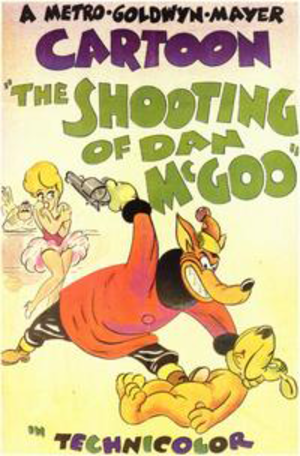 The Shooting of Dan McGoo - Original Theatrical Release poster
