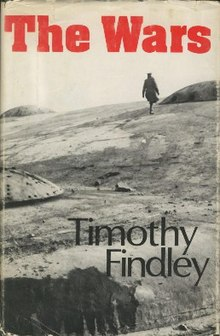 Image result for the wars timothy findley