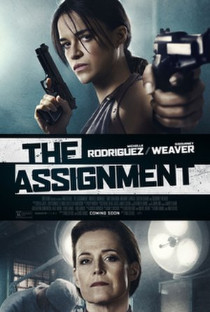 The Assignment (2016 film) - Image: The Assignment (2016 film)