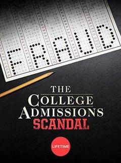 <i>The College Admissions Scandal</i>