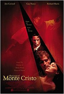 Strani film - The Count Of Monte Cristo (2002)