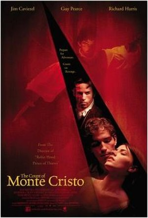 The Count of Monte Cristo (2002 film) - Theatrical release poster