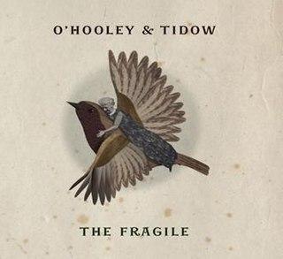 <i>The Fragile</i> (OHooley & Tidow album) 2012 studio album by OHooley & Tidow