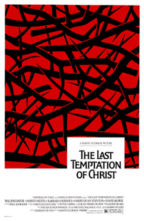 <i>The Last Temptation of Christ</i> (film) 1988 film by Martin Scorsese