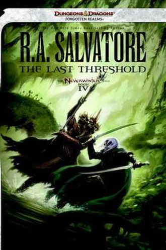 The Last Threshold - Cover of the first edition