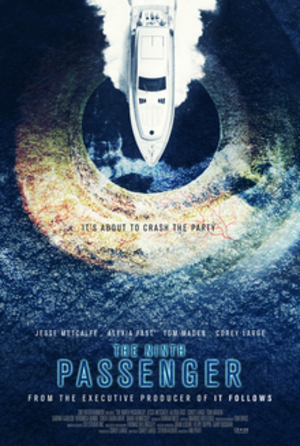 The Ninth Passenger - Theatrical release poster