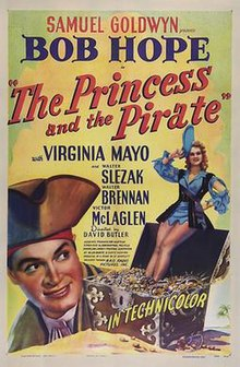 the princess and the pirate wikipedia