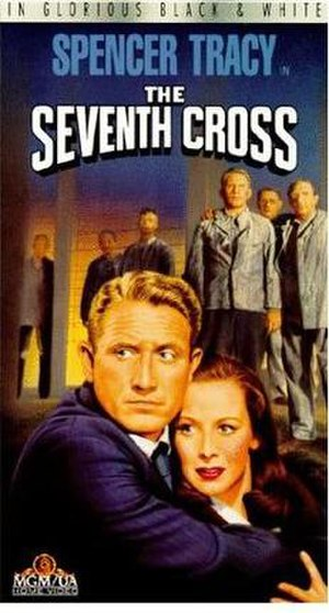 The Seventh Cross (film) - Image: The Seventh Cross Video Cover