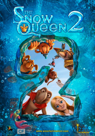 The Snow Queen 2 - Theatrical release poster