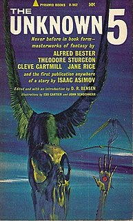 <i>The Unknown Five</i> book by Donald R. Bensen