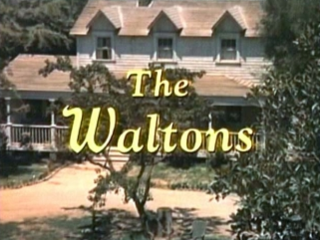 <i>The Waltons</i> American 1972–1981 television series