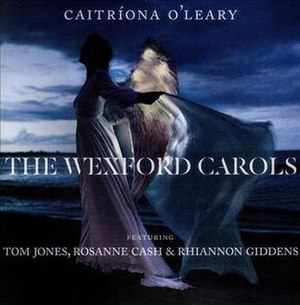 The Wexford Carols (Caitríona O'Leary album) - Image: The Wexford Carols (Caitríona O'Leary album)