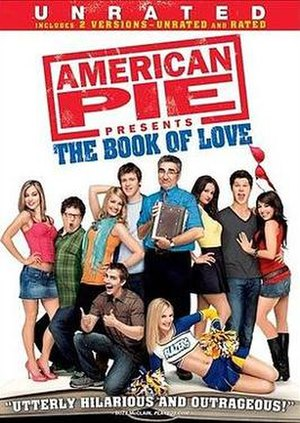 American Pie Presents: The Book of Love - DVD cover