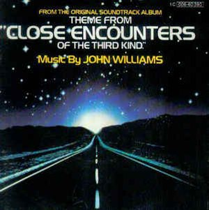 Theme from Close Encounters of the Third Kind - Image: Theme from Close Encounters of the Third Kind John Williams