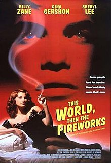 <i>This World, Then the Fireworks</i> 1997 film by Michael Oblowitz