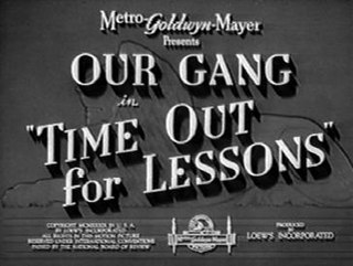 <i>Time Out for Lessons</i> 1939 film by Edward L. Cahn