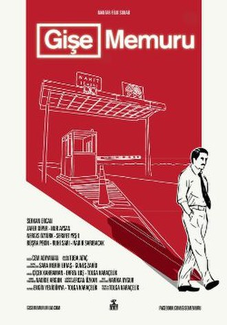 Toll Booth (film) - Theatrical Poster