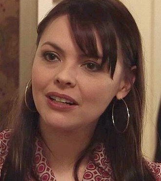 Tracy Barlow - Kate Ford as Tracy Barlow (2014)