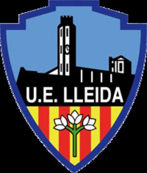 UE Lleida - Image: UE Lleida escudo
