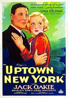 Uptown New York (film poster).jpg