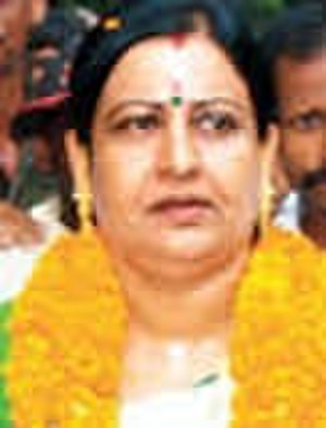 Veena Devi - Veena Devi in Juloos 2010