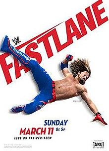 WWE Fastlane 2018 PPV 720p WEB x264 [3GB] [11 March 2018] [MP4]