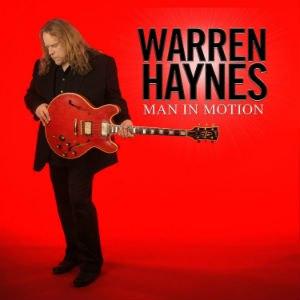 Man in Motion (Warren Haynes album) - Image: Warren Haynes Man in Motion