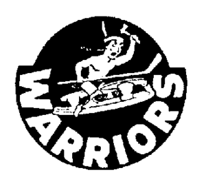 Winnipeg Warriors (minor pro) - Winnipeg Warriors logo