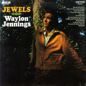 Jewels (Waylon Jennings album) - Image: Waylon Jennings Jewels