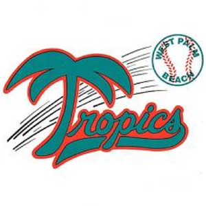 West Palm Beach Tropics - Image: West Palm Beach Tropics