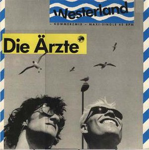 Westerland (song) - Image: Westerlandmaxi