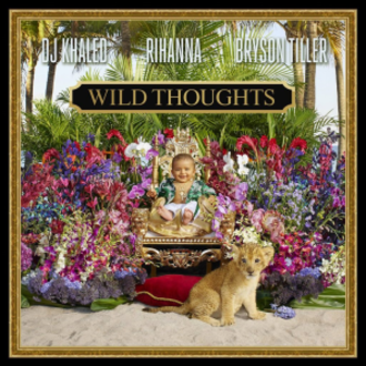Wild Thoughts - Image: Wild Thoughts cover