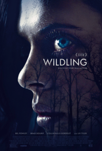 Wildling (film) - Theatrical release poster