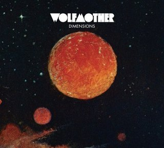 <i>Dimensions</i> (Wolfmother) extended play by Wolfmother