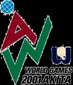 2001 World Games