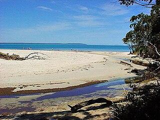 Callala Bay Town in New South Wales, Australia