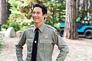 Ranger Smith - Tom Cavanagh as Ranger Smith in Yogi Bear.