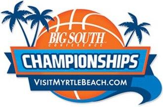 2013 Big South Conference Men's Basketball Tournament - 2013 Big South Championship logo