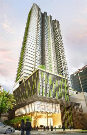 447 Luna Tower - Image: 447 Luna Tower