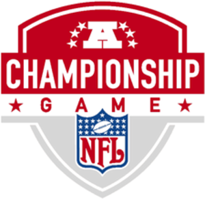 AFC Championship Game - AFC Championship Game logo, 2001–2005