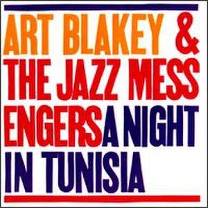 A Night in Tunisia (1961 album) - Image: A Night in Tunisia (1960 album)